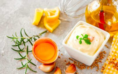 Aioli recept citron