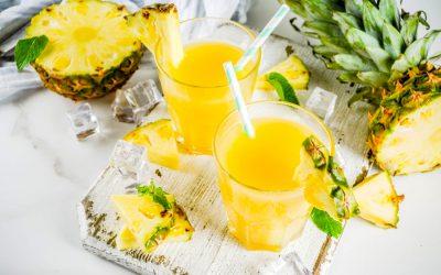 Ananasjuice recept
